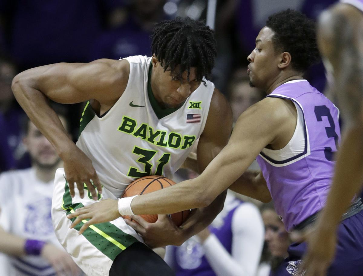 Baylor Kansas St Basketball