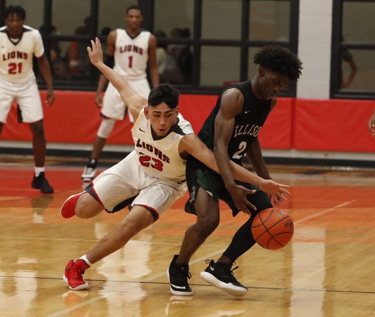 Ellison Waco Basketball