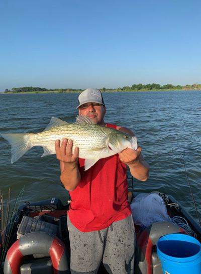 Keith Rodriguez with a hybrid