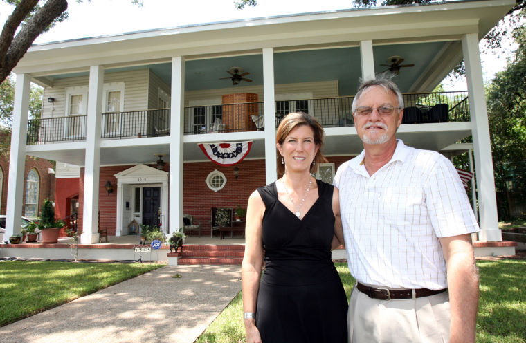 New bed and breakfast arrives in Waco; another seeking permit