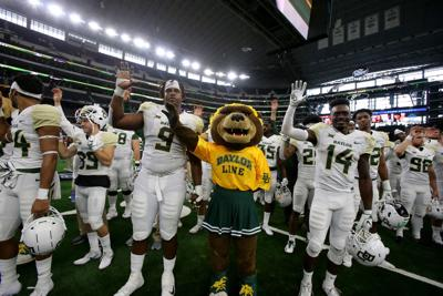 baylor football bowl