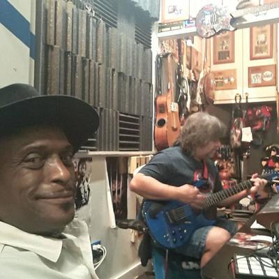 Tonee Calhoun - studio