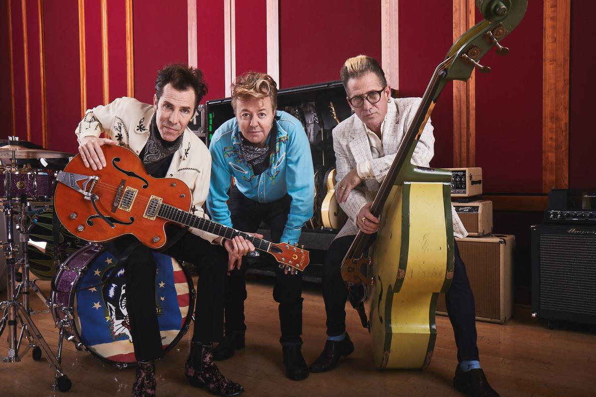 40 years after they became MTV stars by playing rockabilly, the Stray Cats are ready for a comeback