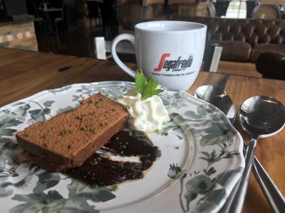BTK coffee and dessert