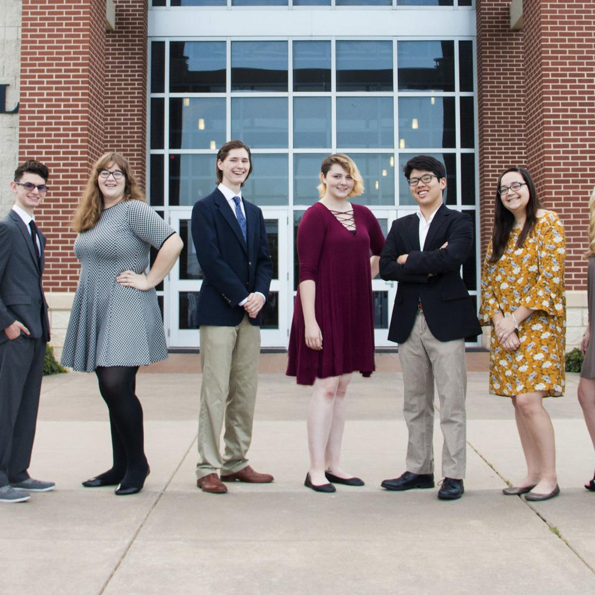 Midway has 11 seniors earn National Merit honors   Local