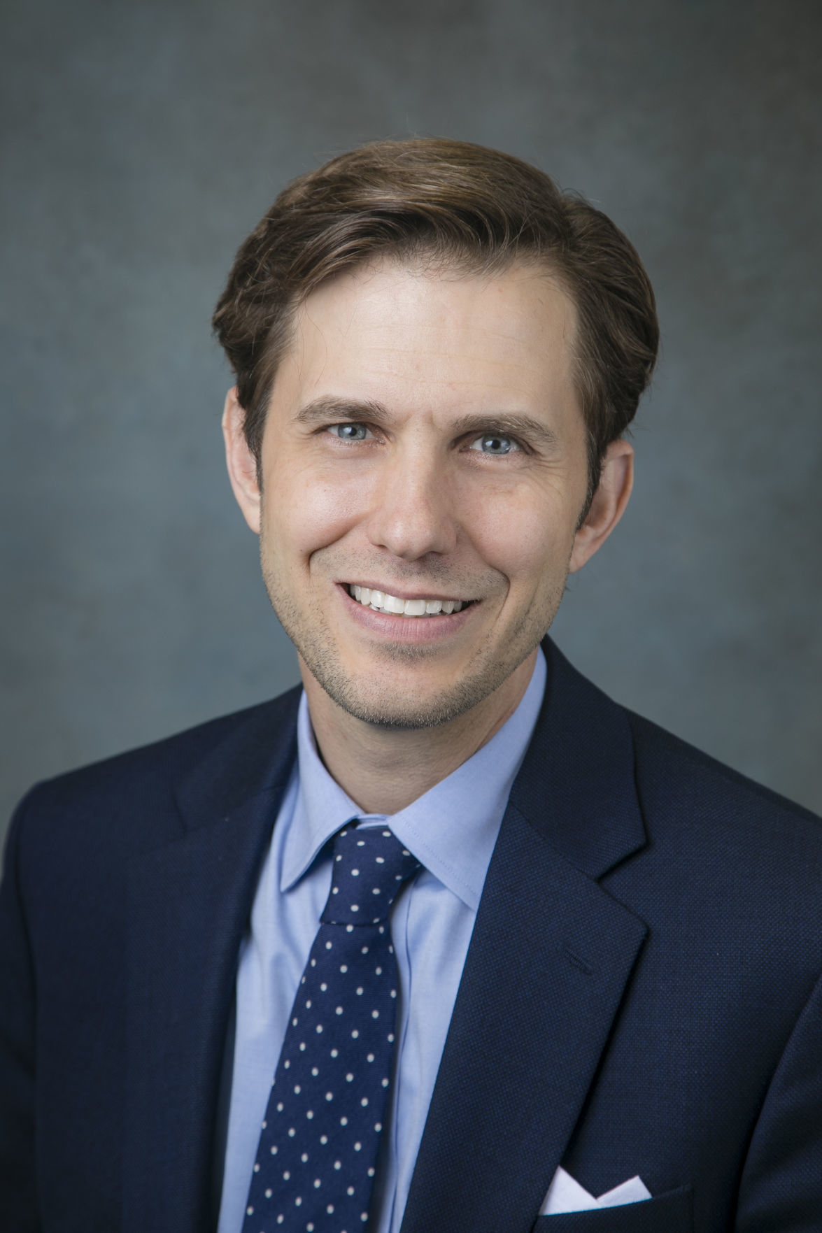 Dr. Jackson Griggs, CEO of the Family Health Center (copy)
