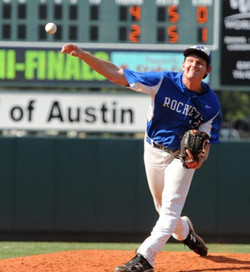 Super Centex Baseball Team: No rattling this Rocket