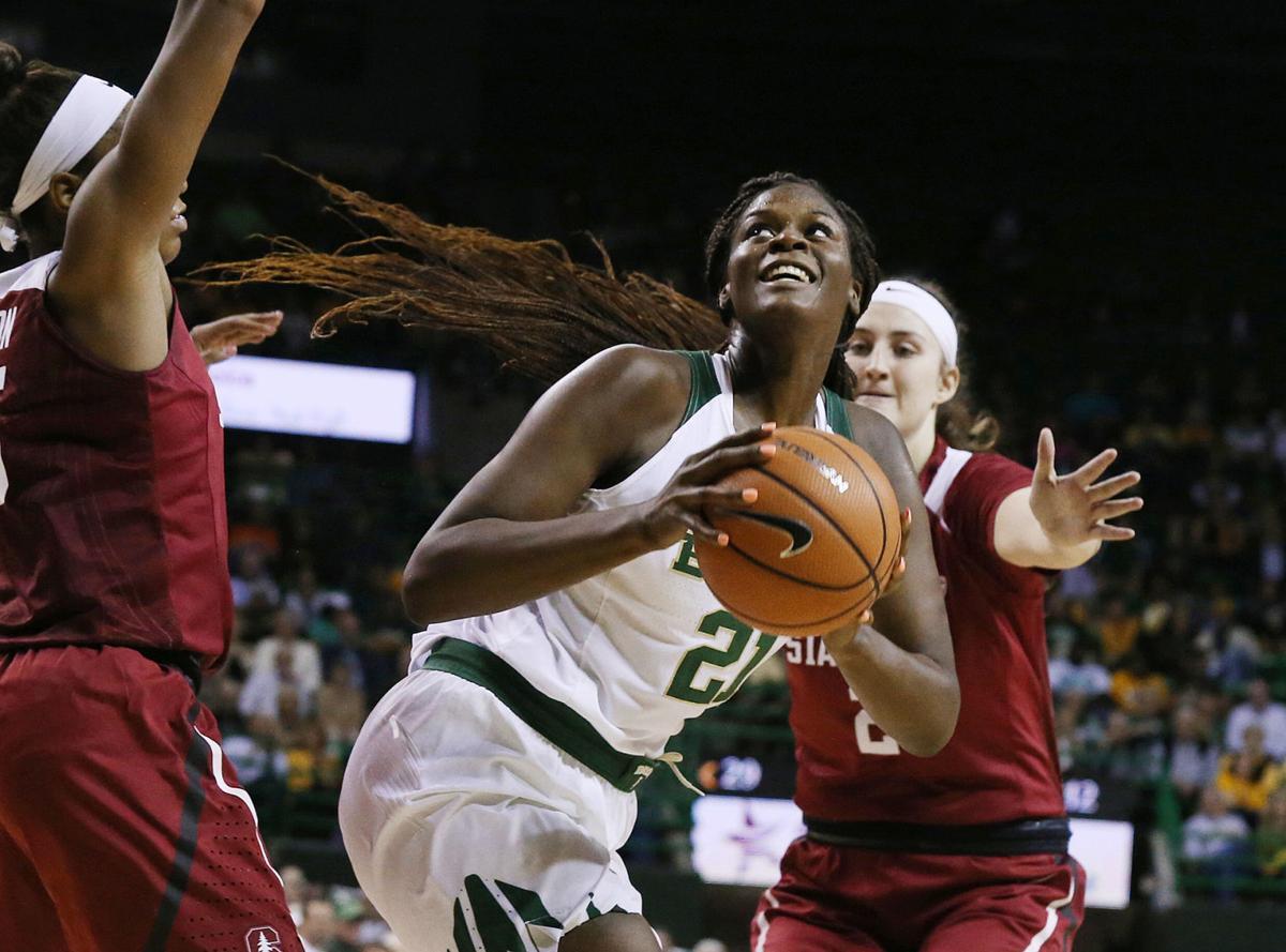 Stanford Baylor Basketball