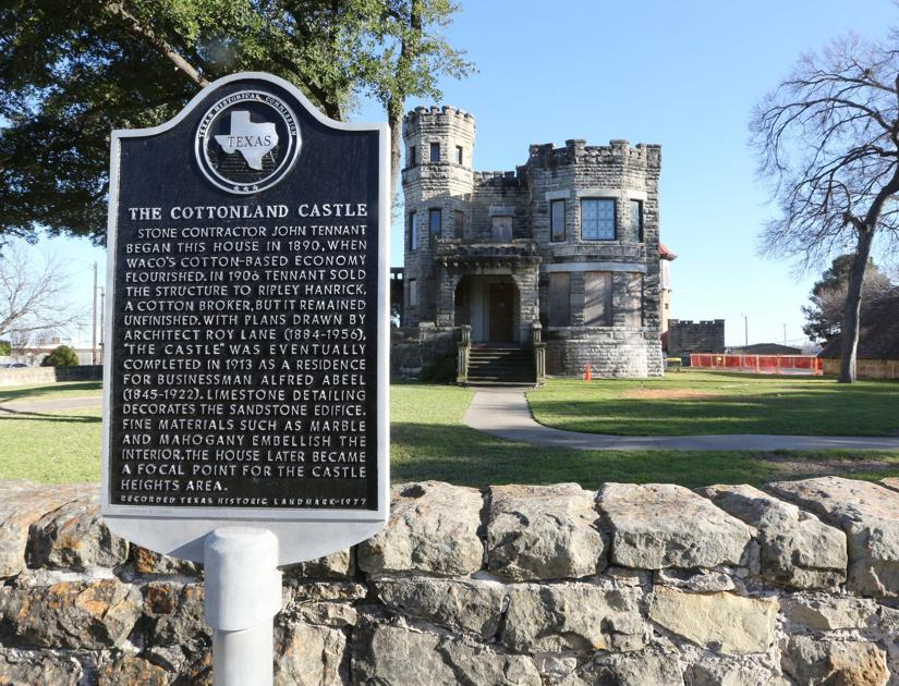 Work begins to bring Cottonland Castle into 21st century