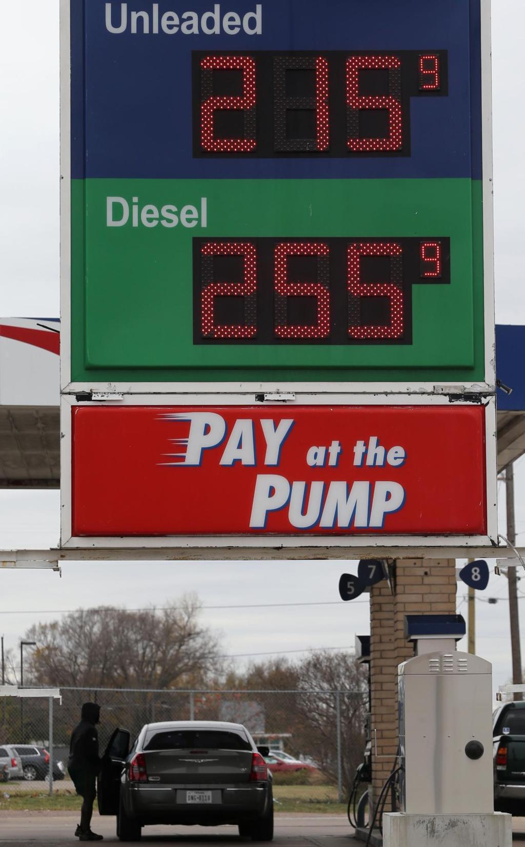 Signs point to surge in gas prices next year | Business