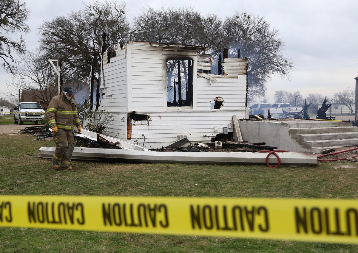Mooreville church fire