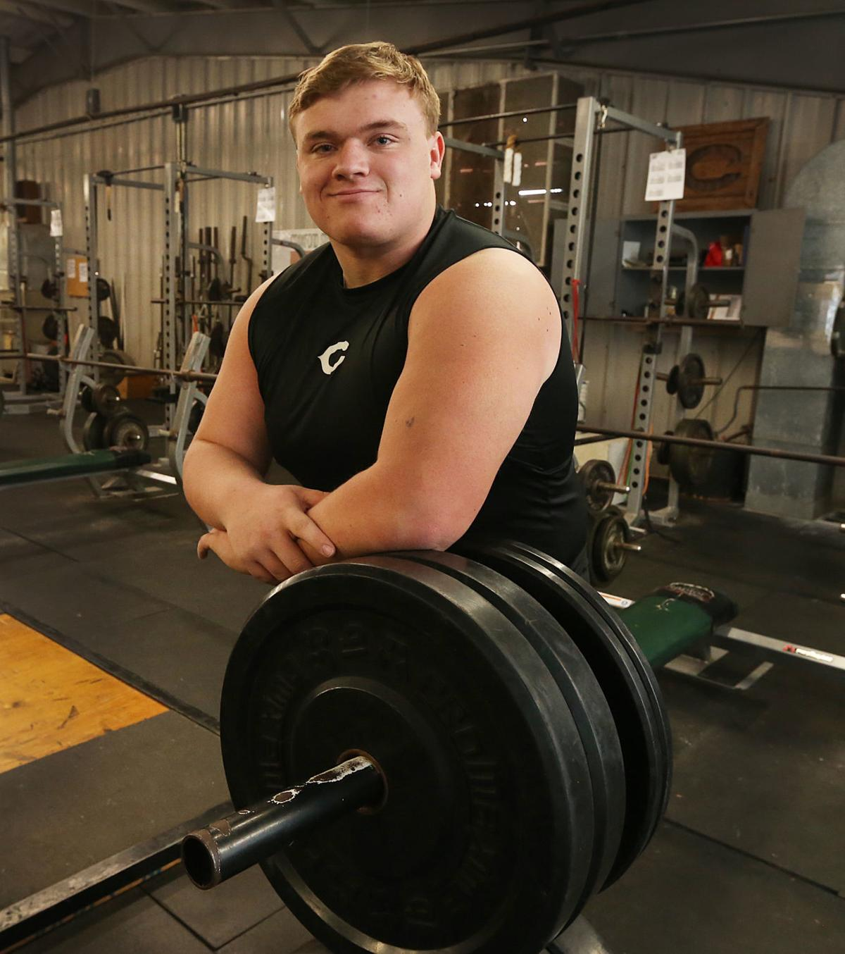 Crawford State power lifting (copy)