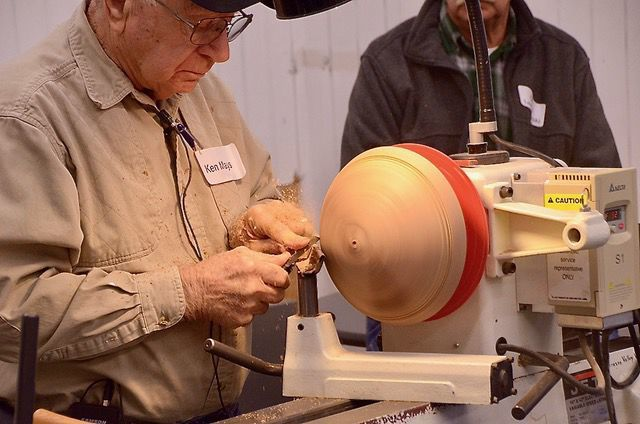 """Engrained"" craftsmen"
