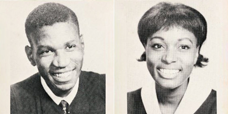 Robert Gilbert and Barbara Walker