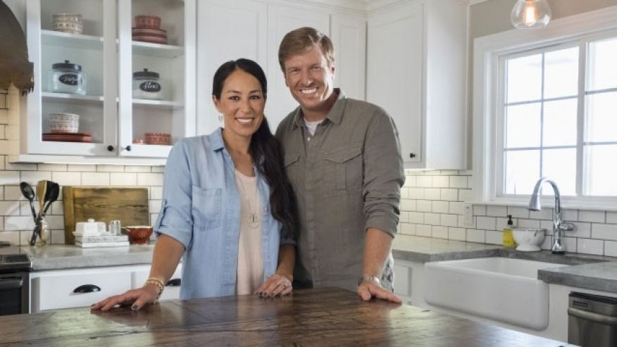 """Fixer Upper"" wins Emmy nomination"