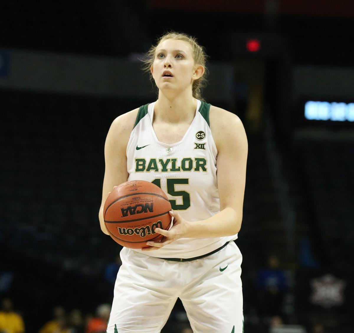 Baylor Texas womens Big 12 Championship 2018