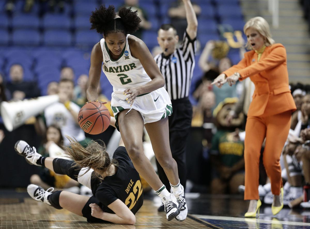 APTOPIX NCAA Iowa Baylor Basketball