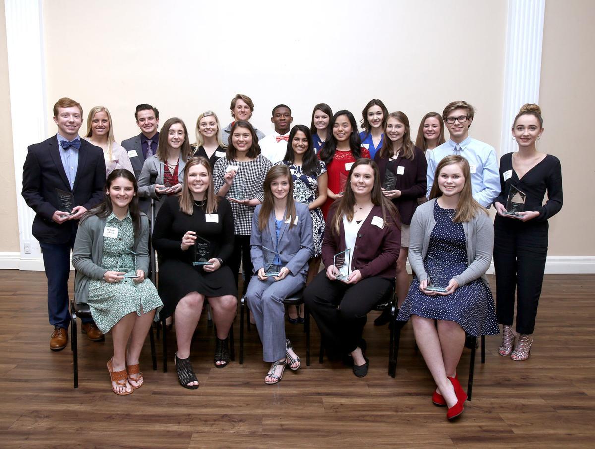 Youth Citizenship Award group