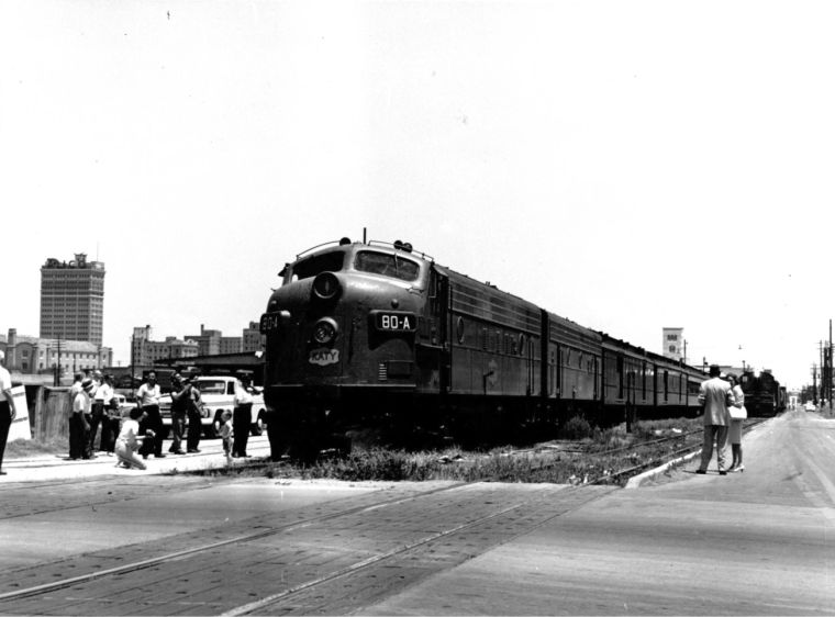 Waco's passenger rail era 50 years gone, but maybe not