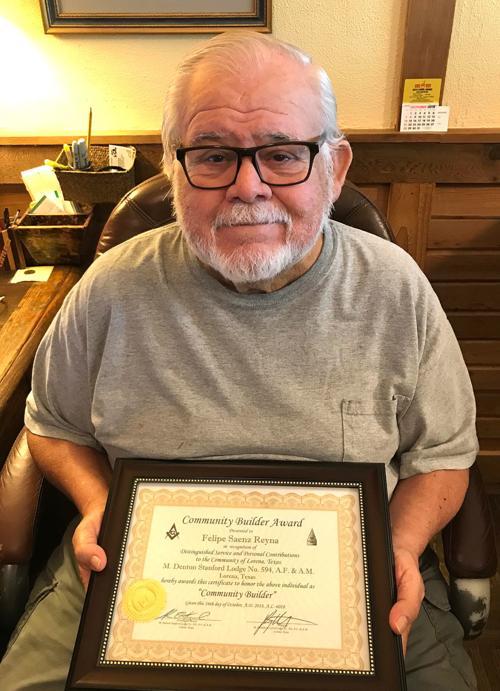 Masonic Lodge honors retired Judge Reyna | Local News | wacotrib.com