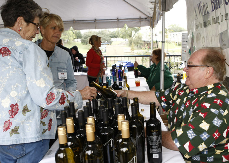 Food and Wine Festival fundraiser: Oct. 6, 2012