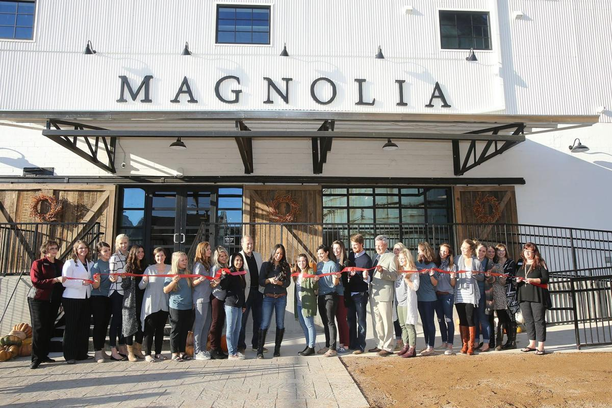 Magnolia market prepares for grand opening weekend in for Magnolia farms waco tx
