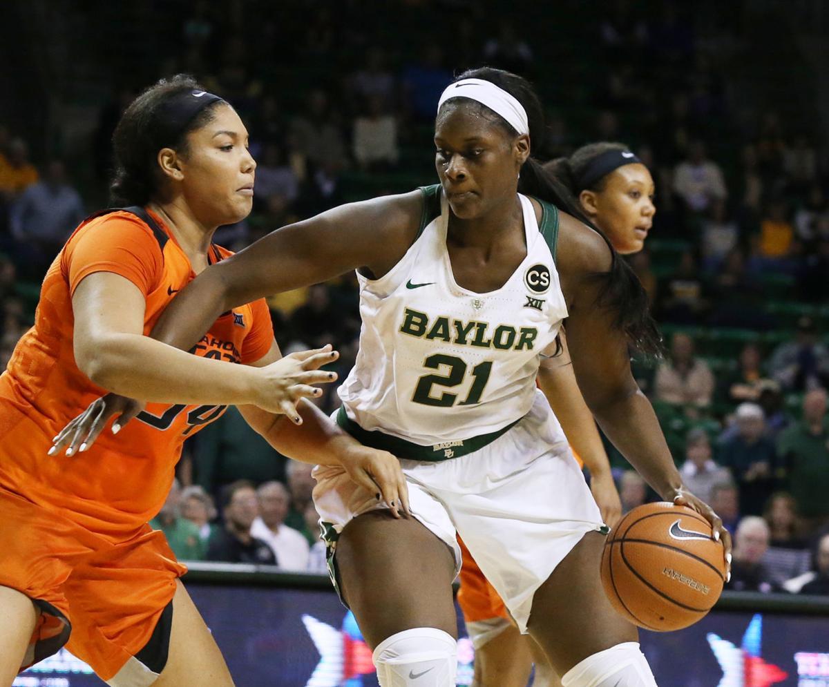 Oklahoma St Baylor Basketball