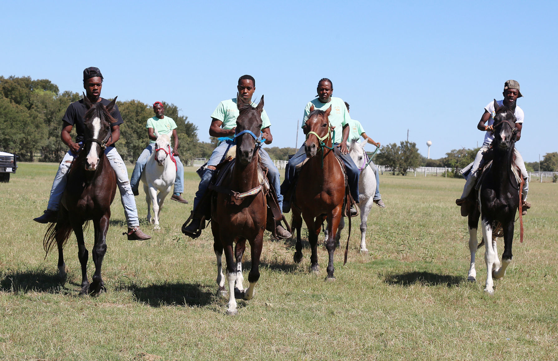 Black Horse Riding Clubs Emphasize Community Practical Life Lessons Local News Wacotrib Com