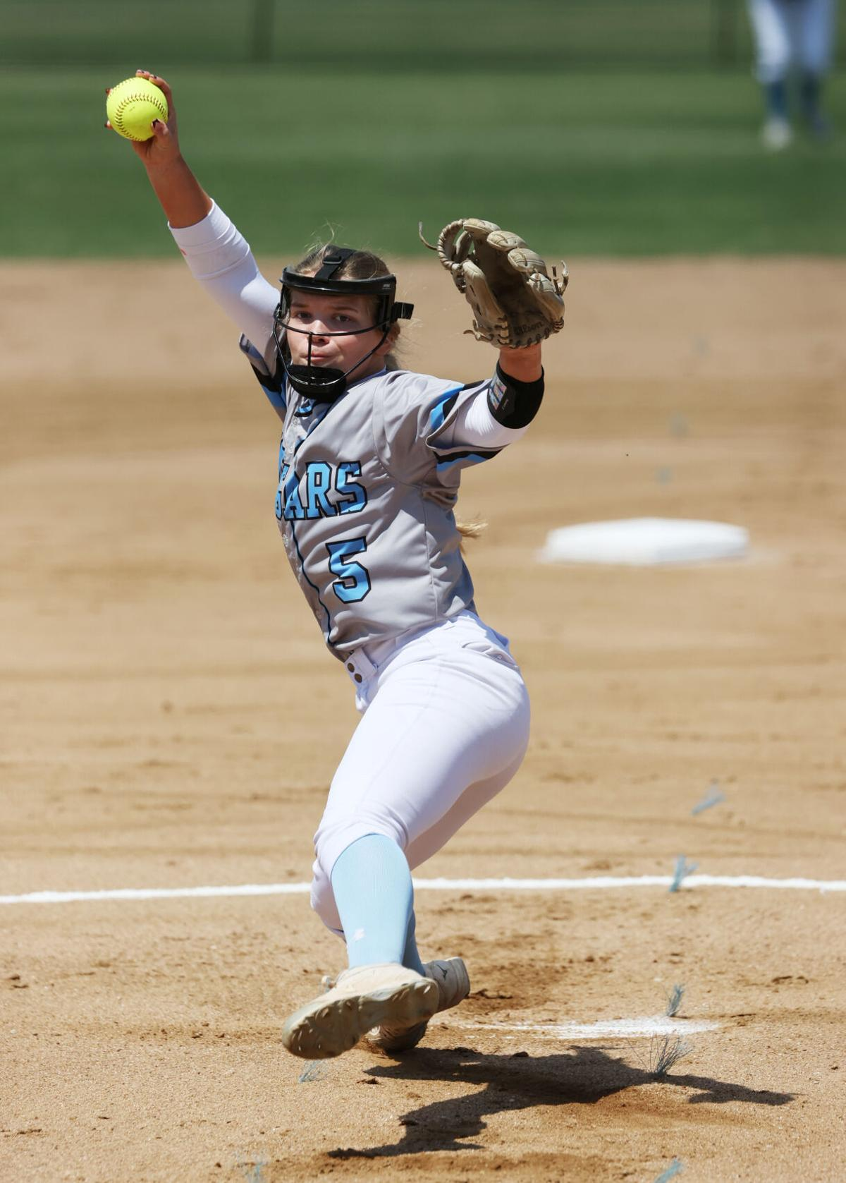 Bishop Reicher softball