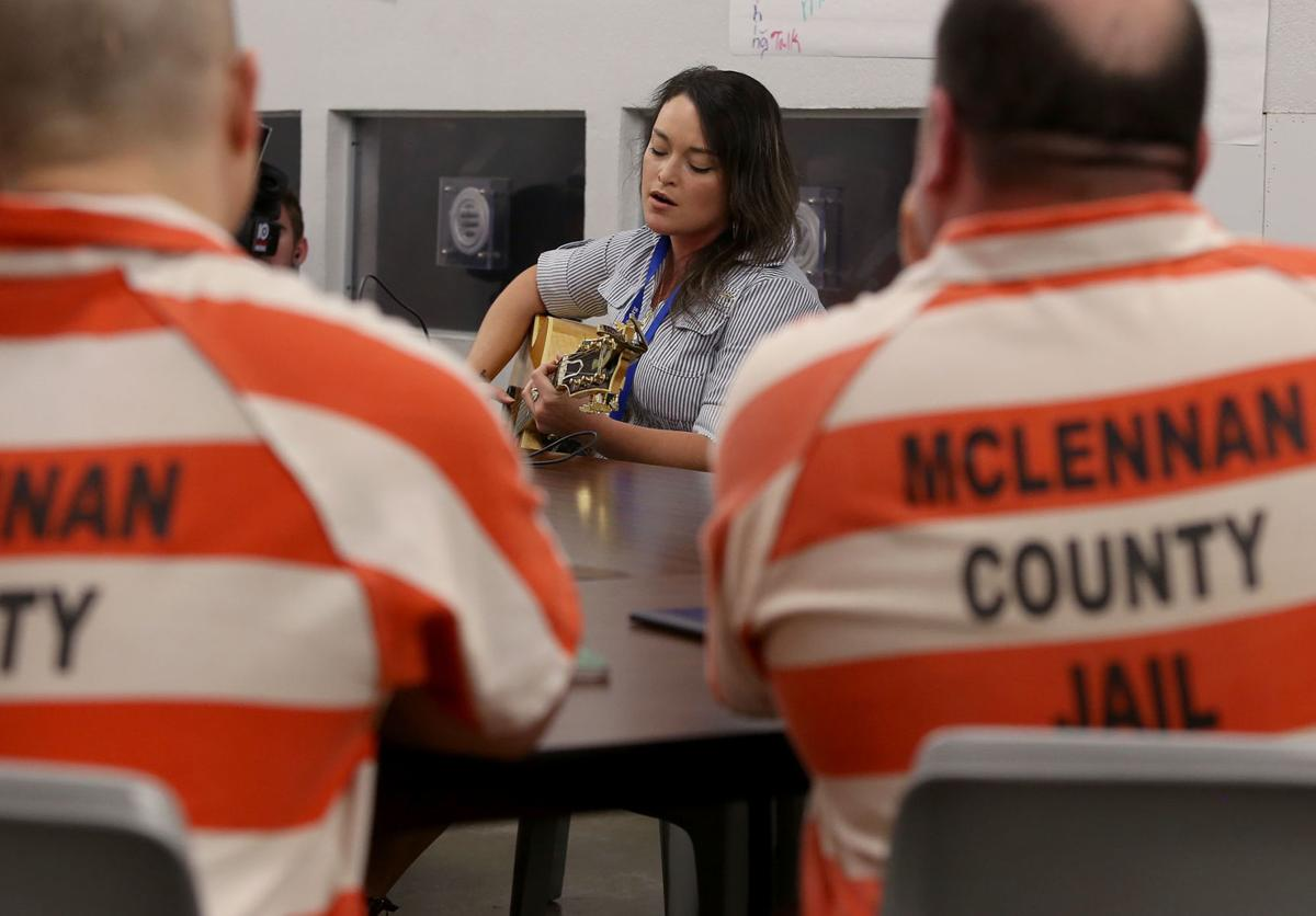 Music behind bars helping inmates prepare for freedom | McLennan