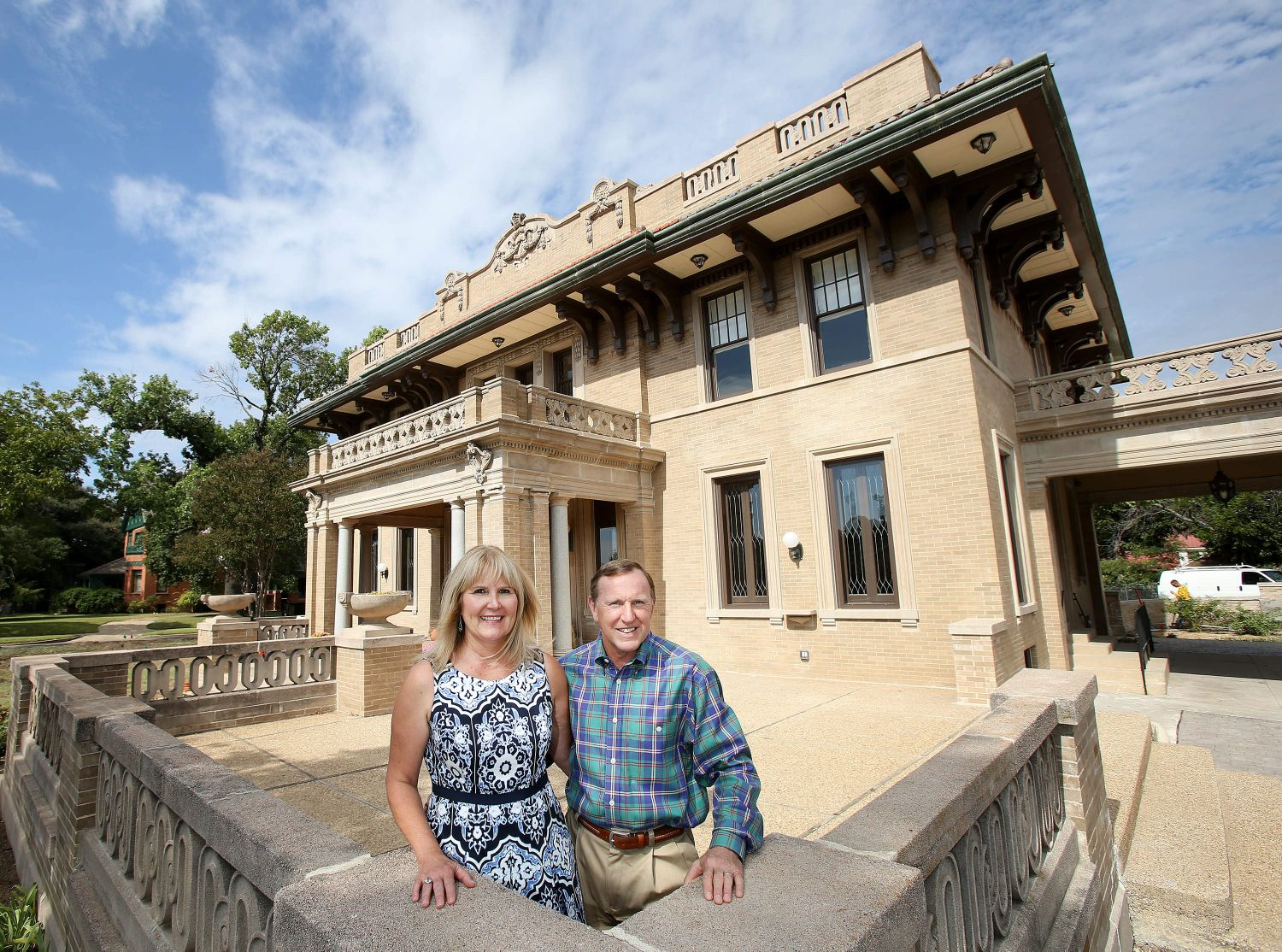 Downtown Waco S Grand Migel Mansion Gets New Life As Bed And Breakfast Wacotrib Com Waco Today