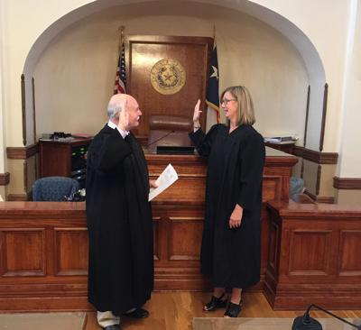 New CPS judge with no courtroom ready to go to work   Courts