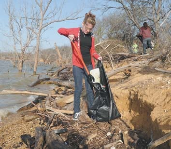 Lake Waco cleanup canceled; VA workers may face unpaid furlough