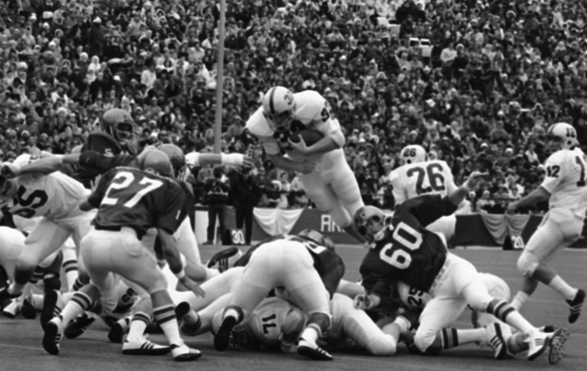 Donchez Cotton Bowl 1975