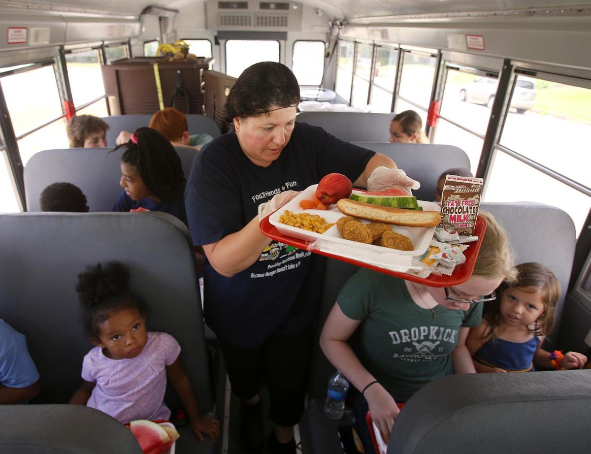 Meals on the Bus