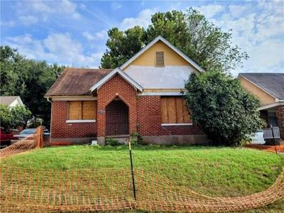 3 Bedroom Home in Waco - $89,000