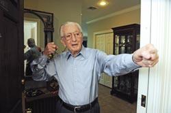 Buddy Bostick: Still flying high at 94
