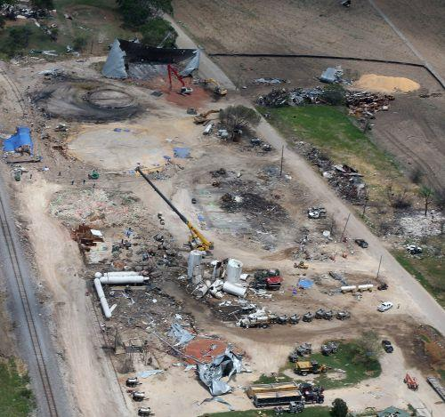 West blast reveals emergency planning weaknesses