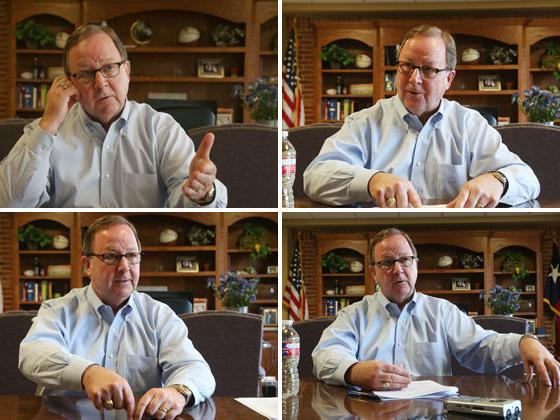 Bill Flores interview: Congressman dives into immigration, health care debates