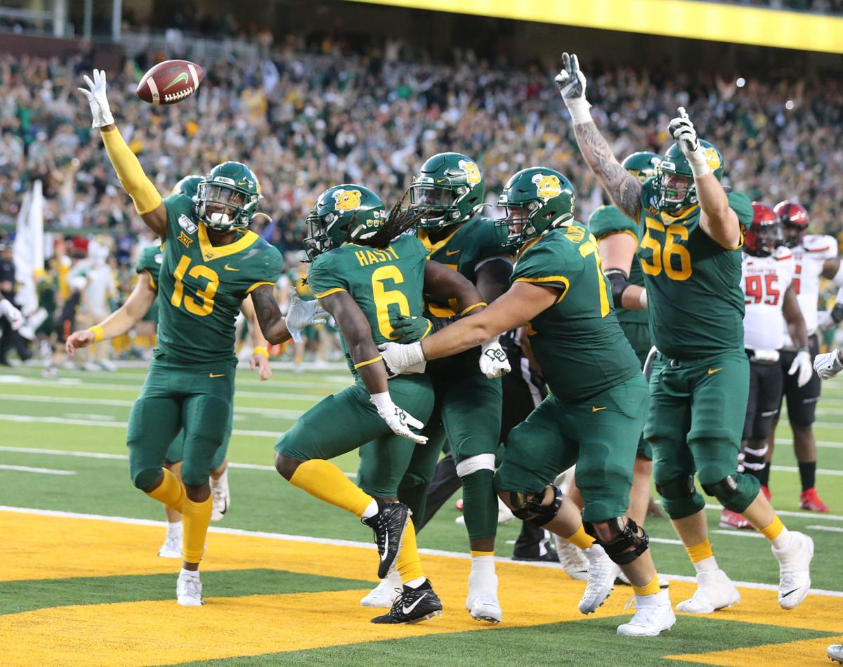 Getting Closer Baylor S Maturation Starting To Show In