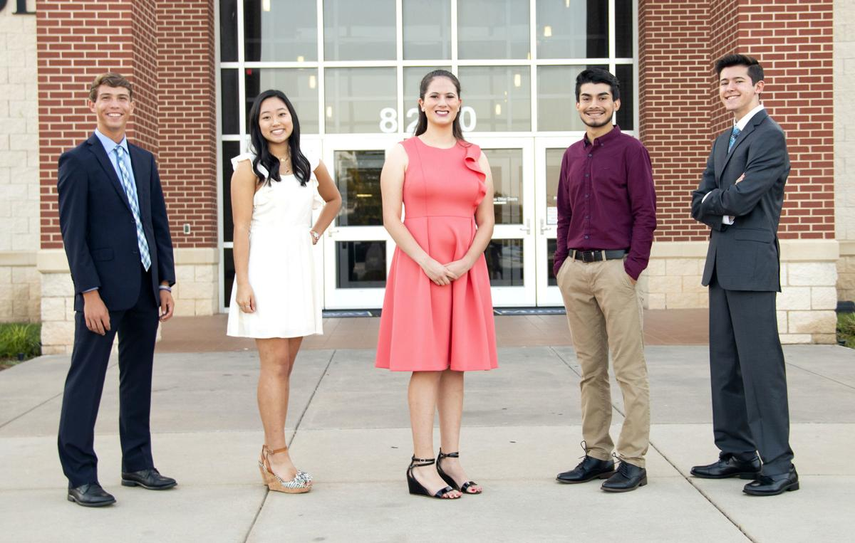 Midway National Merit honorees