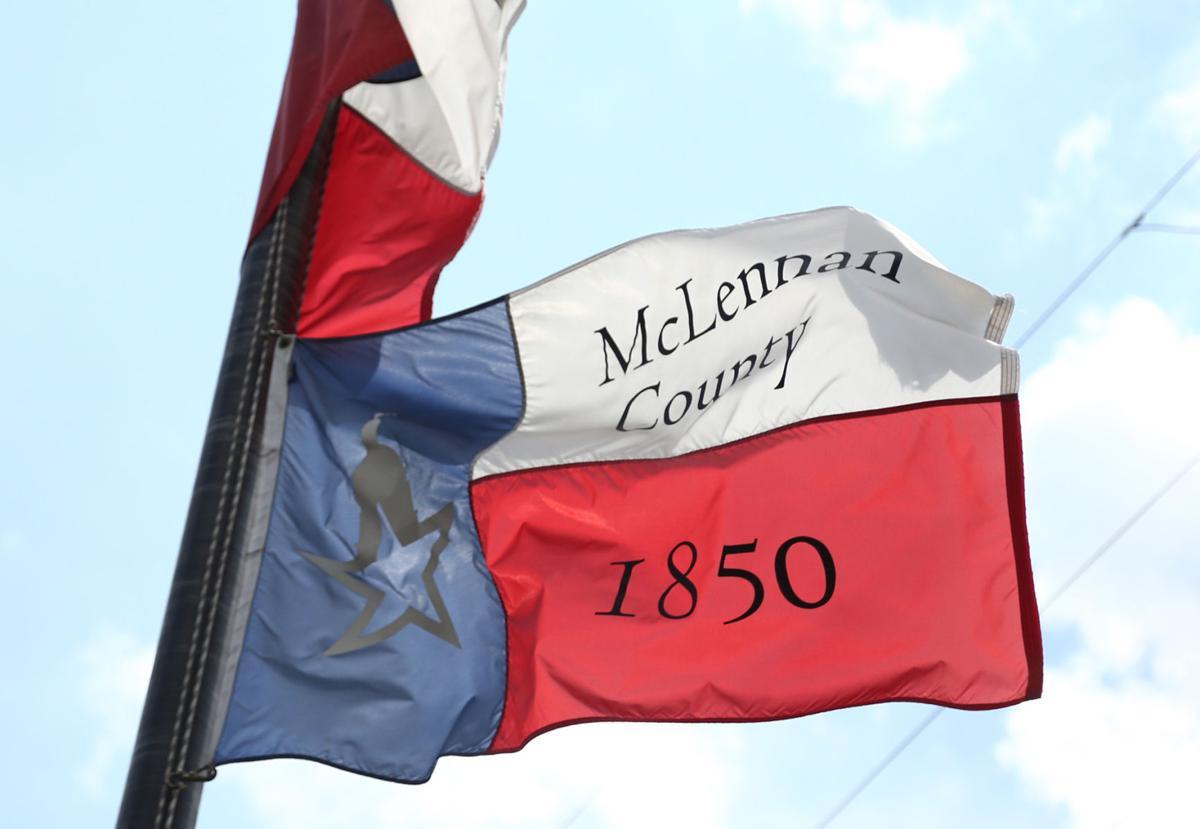 McLennan County flag