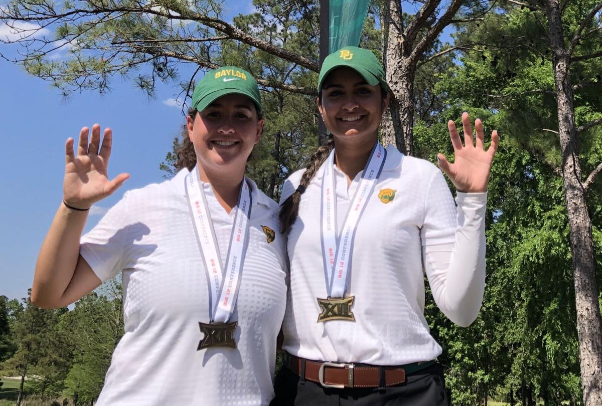 Baylor women's golf