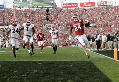 a31b2b830 OU: If Sooners's top back can start like he finished, he may be a ...