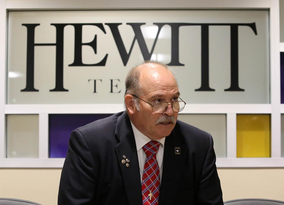 Hewitt Mayor Ed Passalugo