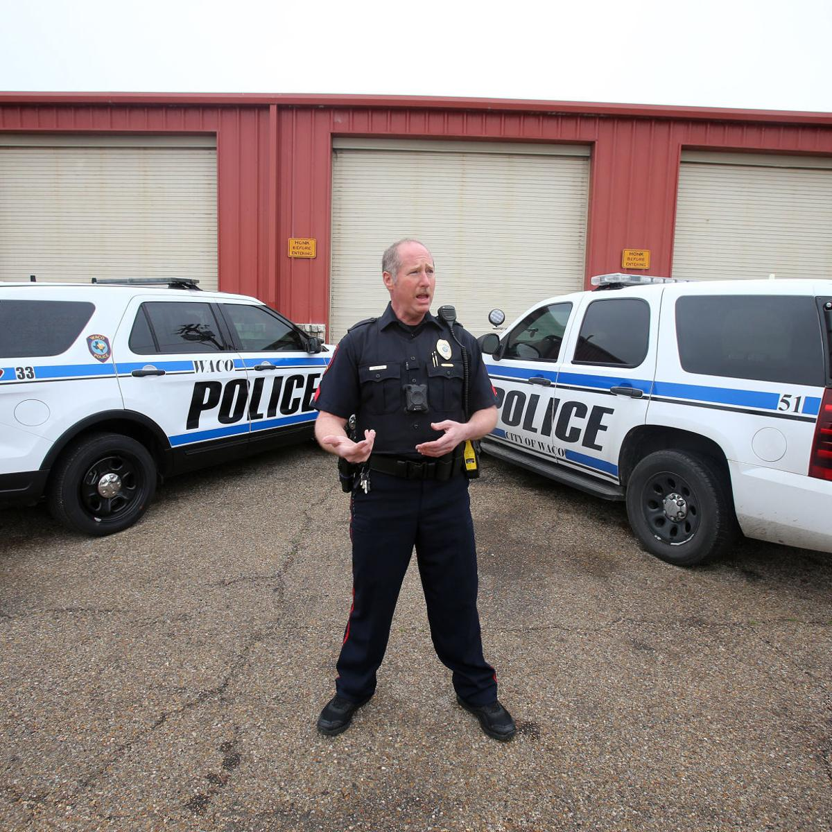 Waco Police Replacing 27 Chevy Tahoes With Ford Explorers