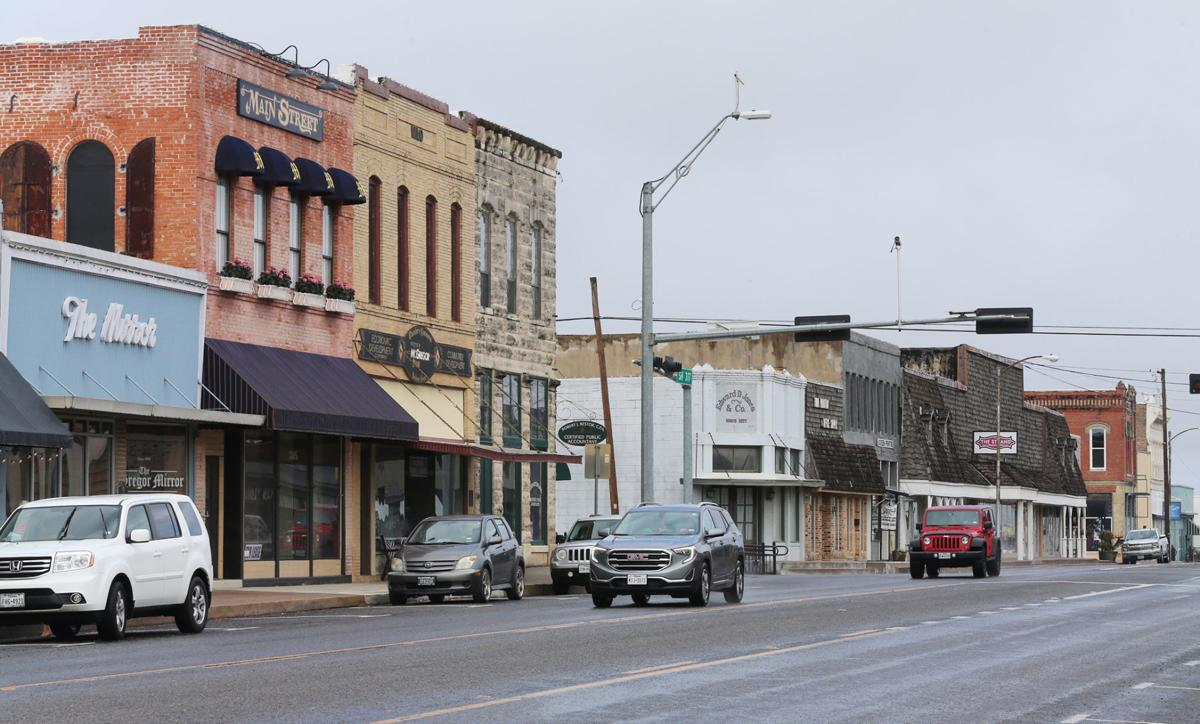 Downtown McGregor