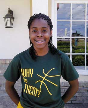 Incoming 9th-grader commits to Lady Bears