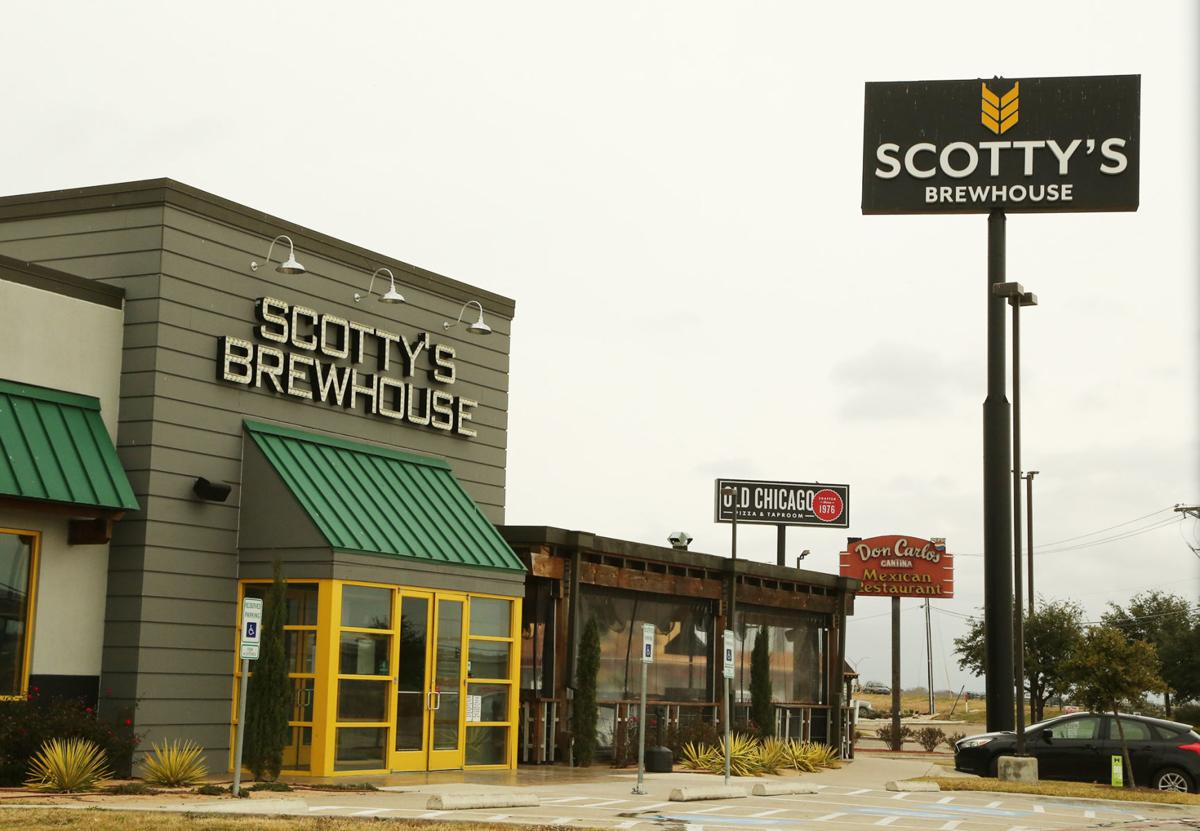 Scotty's Brewhouse files bankruptcy, closing in Waco