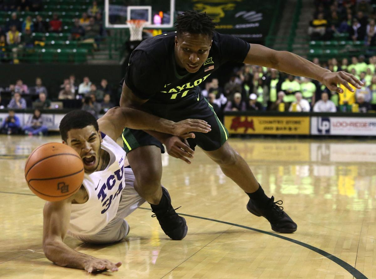 TCU Baylor Basketball